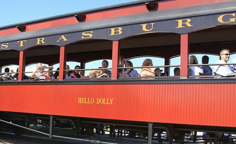 strasburg railroad and other activities in Lancaster, Pa