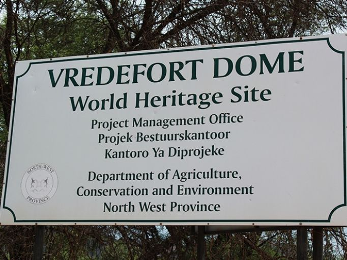 Vredefort Dome - World Heritage Site - Things to Do in Free State