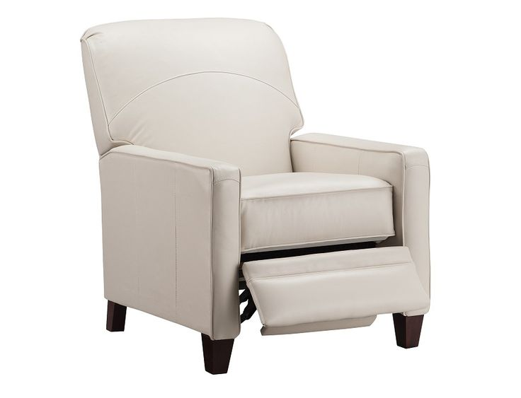 Sleek Lines Great Color Camden Collection Oatmeal Recliner Leather Love Pinterest