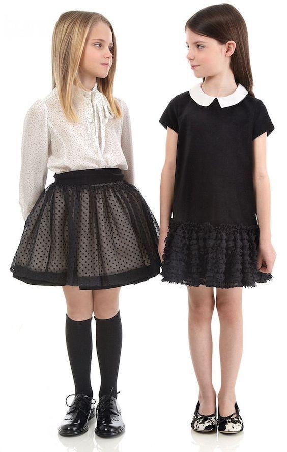 Fendi kids ropa elegante para niños y niñas: