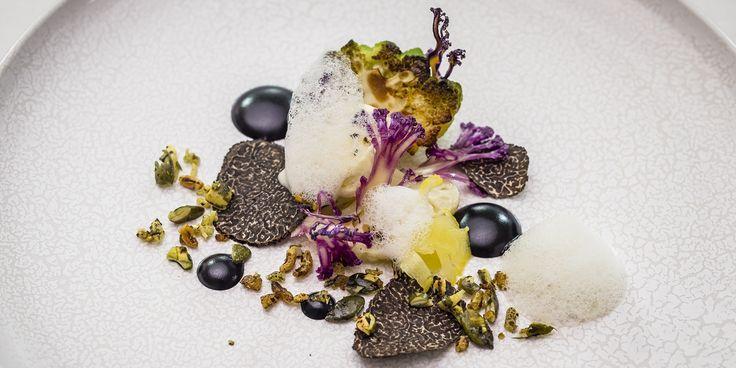 Cauliflower, Gouda and Truffle Recipe - Great British Chefs