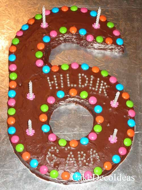 25+ best ideas about Number birthday cakes on Pinterest ...