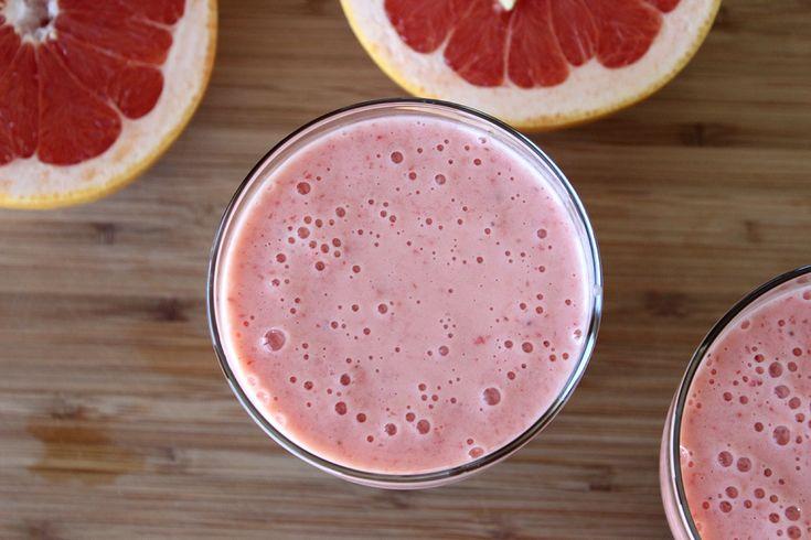 Przeciwstarzeniowe smoothie owocowe z kaszą jaglaną