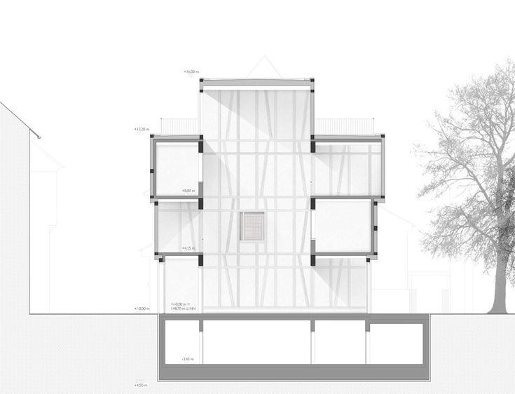 Architekten Göttingen 33 best bruno fioretti marquez architekten images on architecture design