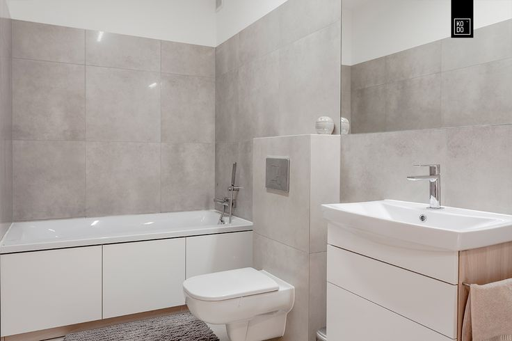 Modern. grey bathroom.