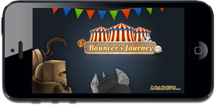 Bouncer's Journey LAUNCHING, MAY 26th. Taking Android and iPhone shooting games to the next level.... Stay Tuned and follow us to keep an eye on promotional details and prizes...