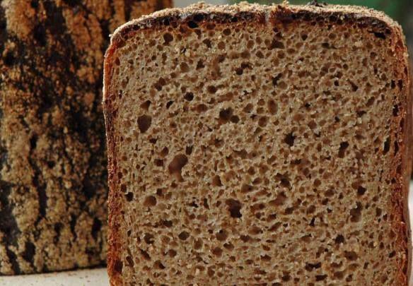Receitas de Pão   Pão Rústico