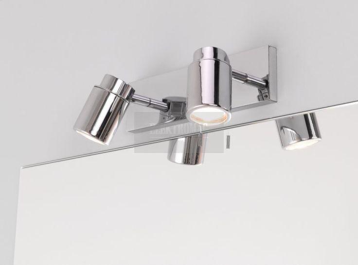 ASTRO LIGHTING #KINKIET COMO X2 CHROM : Oświetlenie #łazienkowe : Sklep internetowy #Elektromag