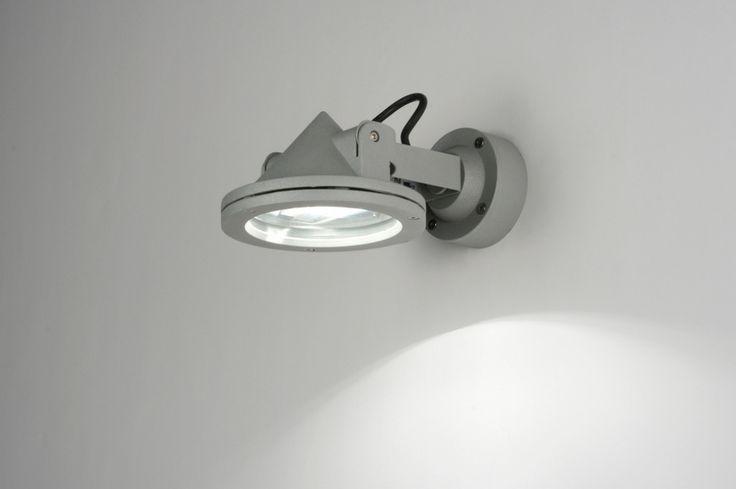 spot 66399: modern, design, aluminium, rond