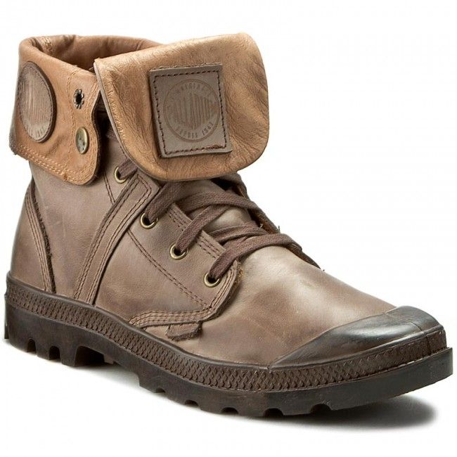Trappers PALLADIUM - Pallabrouse Baggy L2 03080271 Chestnut/Tan
