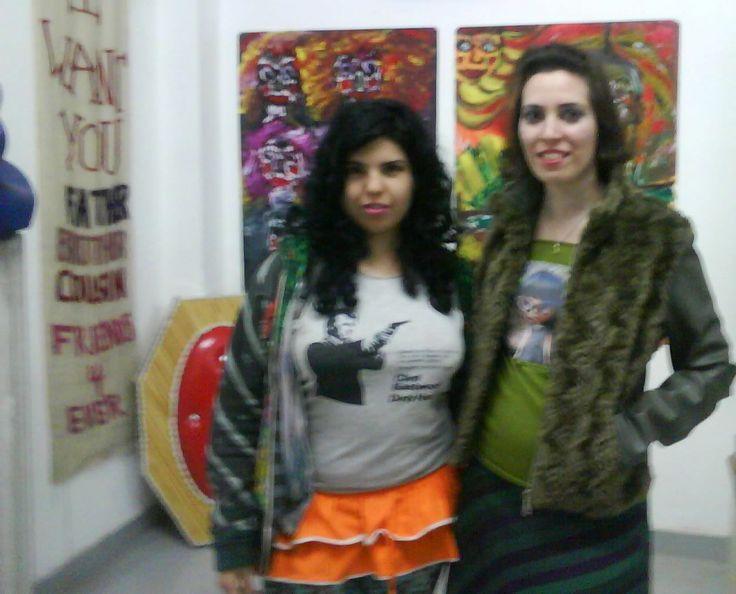 GALERIA APPETITE 2010 DANIELA LUNA Y ANA CLARA DIQUATTRO.