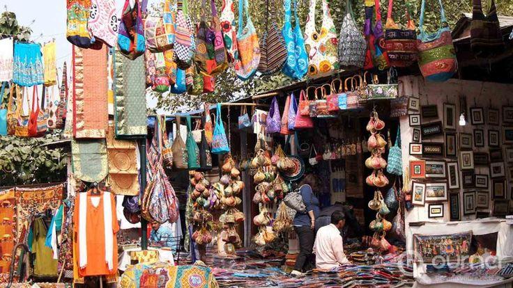 Dilli Haat, Dehli market