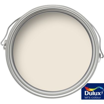 Dulux Almond White - Quick Dry Satinwood - 750ml