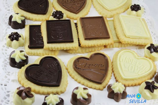 Galletas de coco y chocolate Ana Sevilla con Thermomix