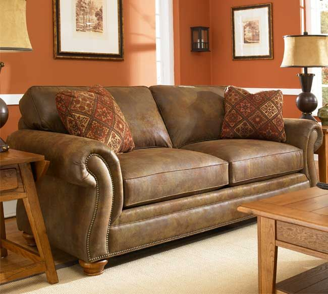 Broyhill Leather Sofa Reviews