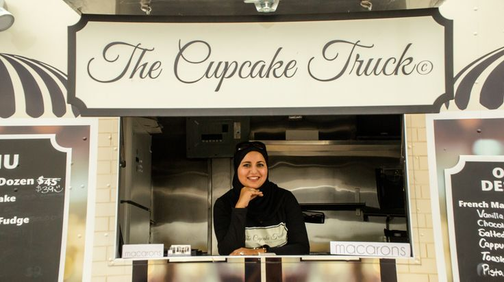 Move over ice cream truck- The Cupcake Truck is in town!