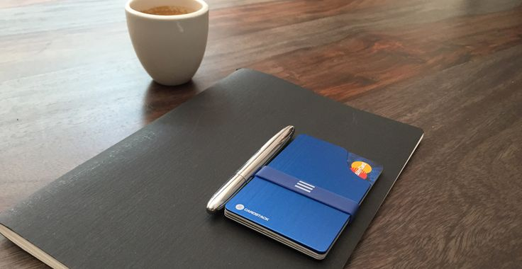 Modern, Slim and RFID Blocking Wallet. Meet a different kind of wallet.
