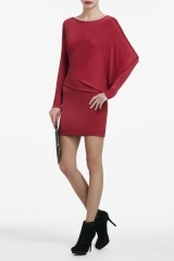 Great look to celebrate #Valentines day by #bcbgmaxazria #fashion #red