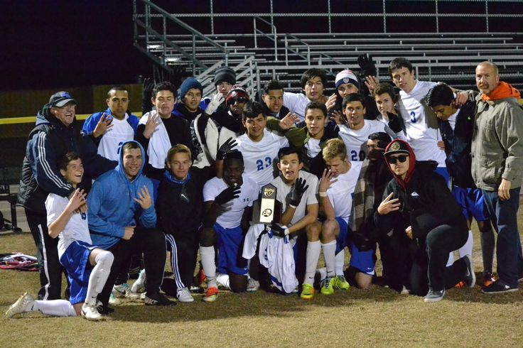 The West Orange High School varsity boys soccer team wins the district championship for the fourth consecutive year. The Warriors are currently ranked as the No. 5 high school soccer team in the nation. They will now enter the regional playoffs, which will culminate in the state championship.