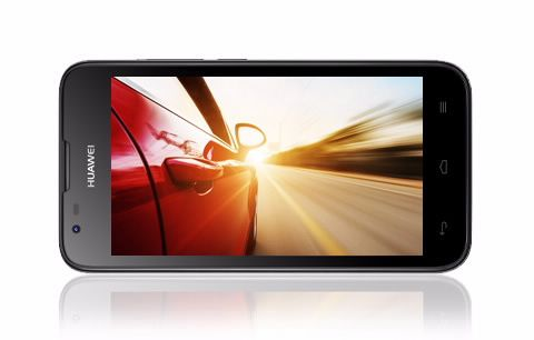 Huawei - Ascend Y550 Quick Start Guide(Y550-L01,02,English)