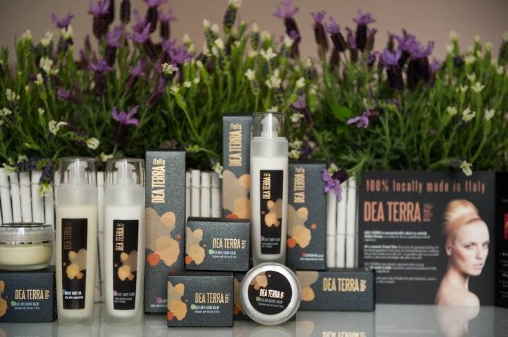 green beauty line for your skincare by deaterra