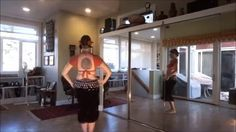 Tribal Belly Dance Drill: Slow Specialty Turns - Reverse Turn, Propeller...