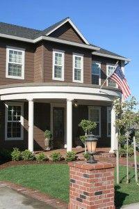 Exterior paint color exterior painting schemes for Exterior design vancouver wa