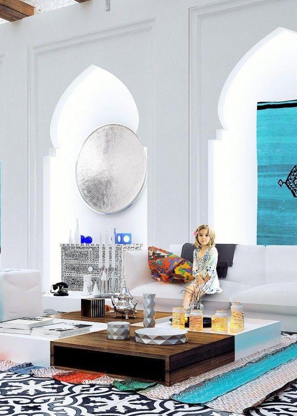 Modern Islamic Interior Design On Behance: 1000+ Images About Islamic Furniture Design On Pinterest