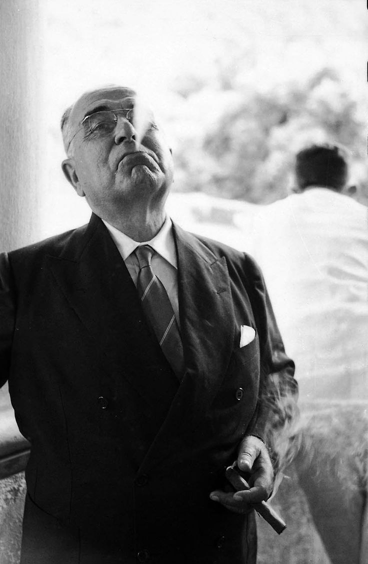 {10} Getúlio Vargas durante sua posse, Rio de Janeiro – 31 de janeiro de 1951. (Leonard Mccombe/Time & Life Pictures/Getty Images)
