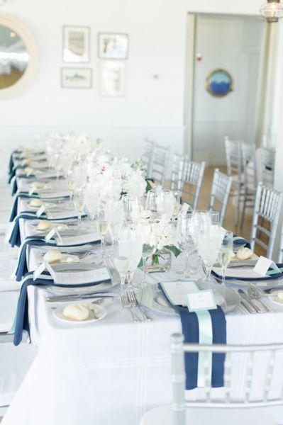 40 ideas para tener una boda de estilo marinero. ¡Toma nota y triunfa! Image: 39