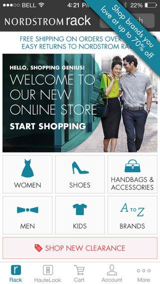 Nordstrom promo codes are especially nice, because luxury items have high price points without breaking the bank.  #Coupon #HauteLook #Nordstorm #NordstromCoupon #NordstromPromoCode #NordstromRack #NordstromRackAPP #PromoCode #RetailDiscounts