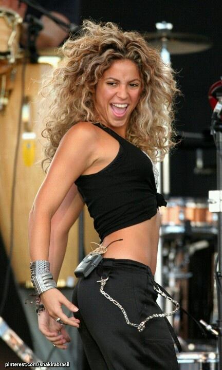 Shakira - Live 8, Paris (2005)