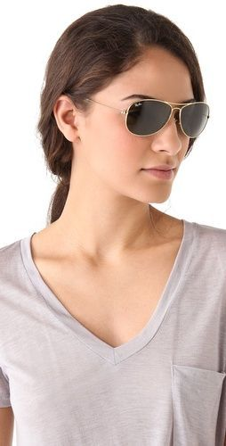 Ray-Ban Cockpit Aviator Sunglasses   ray ban highstreet   Ray bans ... 6ef5135c54ec