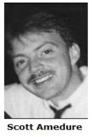 Scott Amedure 32 Shot twice in the chest after appearing on The Jenny Jones Show and revealing he had a secret crush on a neighbor 1995