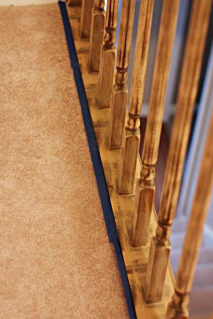 Amazing Good Tips On Sanding And Painting Wooden Stair Rails.