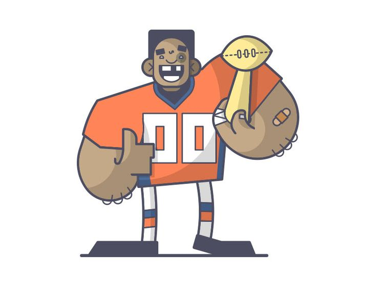 Broncos Win! by Chris Fernandez