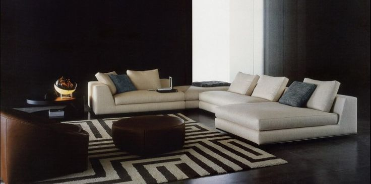 24 best minotti interiors images on pinterest living room couches and home ideas. Black Bedroom Furniture Sets. Home Design Ideas