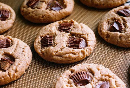 Reeses cookies.
