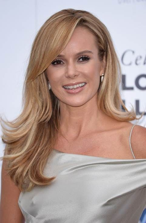 Amanda Holden Hoping to Copy Victoria Beckham's Fashion Success - Fashion style, fashion collections of the actress- Womenworld.org