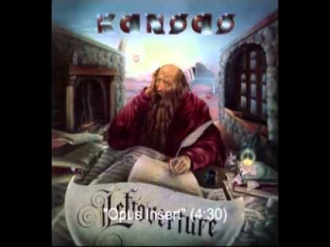 "Kansas -  Leftoverture - FULL 1976 -- Kansas is an American progressive rock band that became popular in the 1970s initially on album-oriented rock charts, and later with hit singles such as ""Carry On Wayward Son"" and ""Dust in the Wind""."