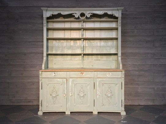gr nderzeit buffet dresser frankreich um 1880 gustavianische m bel gustavian furniture. Black Bedroom Furniture Sets. Home Design Ideas