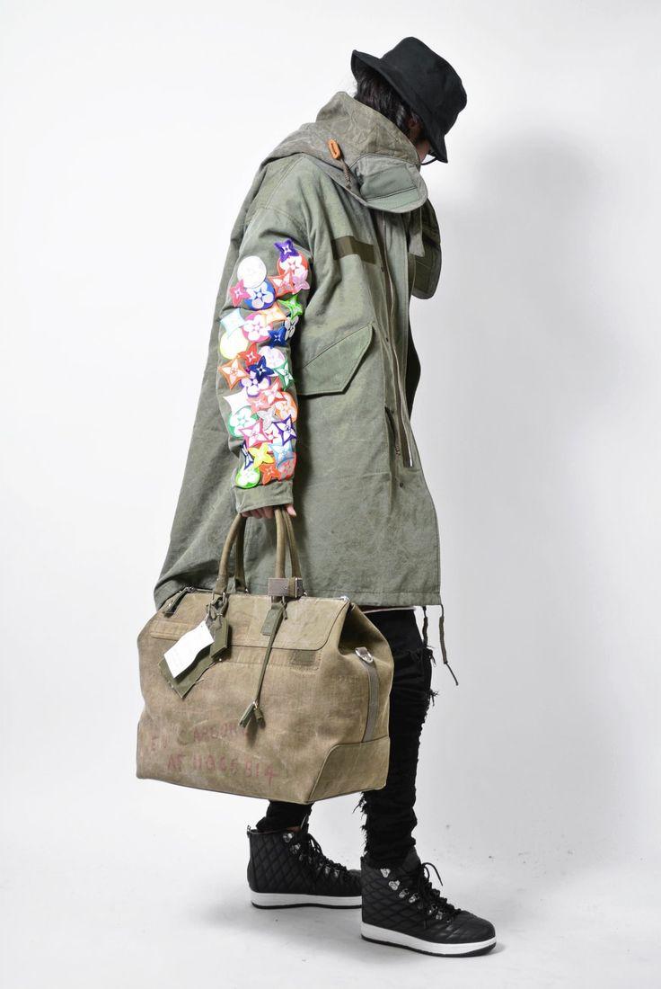 READYMADE - FISHTAIL PARKA - Wearling+Bag2