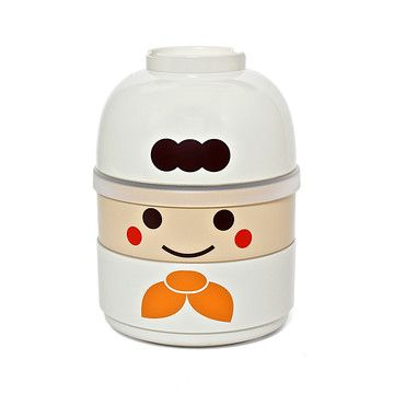 Chef Bento Box / Miya Company: Stuff, Bento Boxes For, Fab Com, Food, Boxes Sets, Company Brain, Things, Chef Bento, Cutest Bento