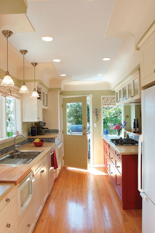 Red And White Kitchen Cabinets Awesome Decorating Design