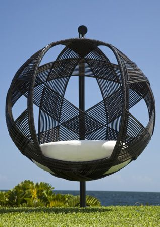 Outdoor Furniture : Sphere Swing by Neoteric Luxury