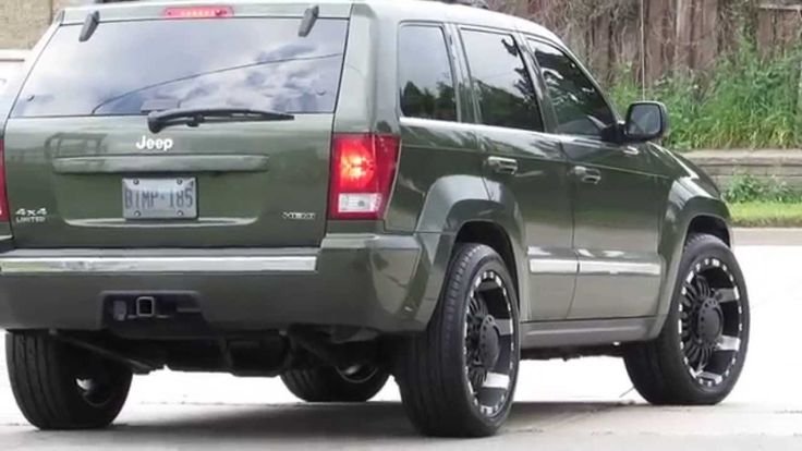 Best 2007 Jeep Grand Cherokee Tires