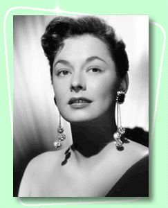 Photo of Ruth Roman Vintage Actress Classic Hollywood