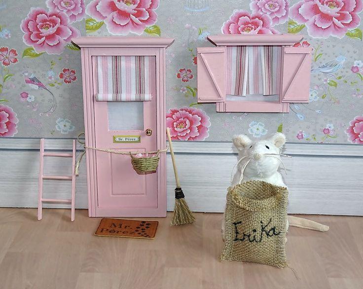Best 25 raton perez ideas on pinterest puertas del for Puerta raton perez