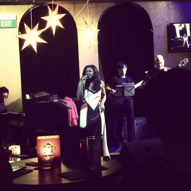 Anda at Sultan Jazz Club March 20 2014