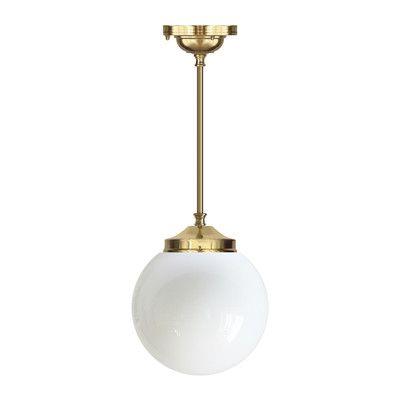 Badrumslampa Pendel 195 från Byggfabriken